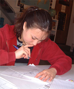 Under Merit's guidance, students learn to write excellent personal statements and essays.