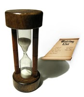 Hour Glass And Waitlist